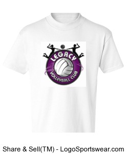 Youth Tagless T-Shirt Design Zoom